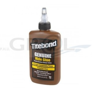 KLEJ SKÓRNY TITEBOND GENUINE HIDE GLUE 237ML – DK450368